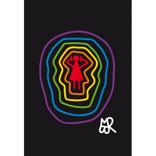 Carte postale Headache©